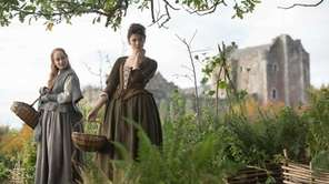 """Outlander"" on Starz is based on the book"