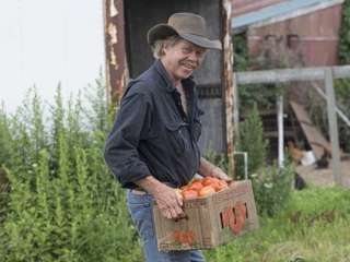 Doug Cooper, farmer and owner of Cooper's Farm