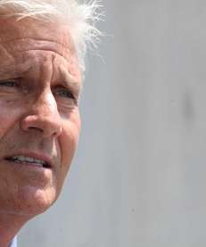 Republican congressional candidate Bruce Blakeman on July 31,