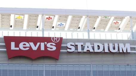 NRG Energy's Solar Terrace at the Levi's Stadium