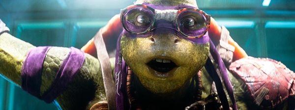 Donatello in a scene from