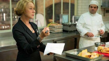 Madame Mallory (Helen Mirren) runs a classic French