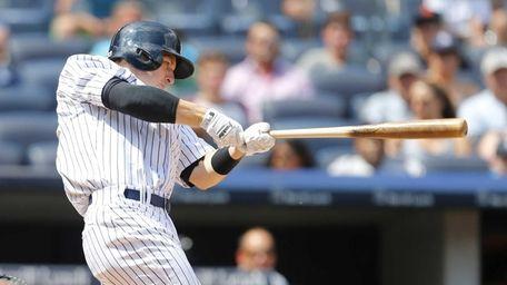 Stephen Drew #33 of the New York Yankees
