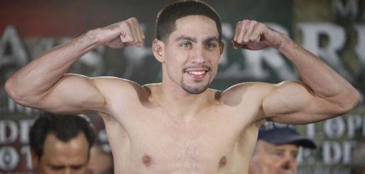 "Unified Super Lightweight World Champion Danny ""Swift"" Garcia"
