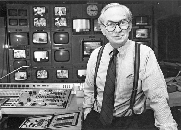 Ed Joyce, a former president of CBS News