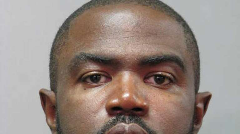 Andrew Henry, 38, of Queens, was arrested on