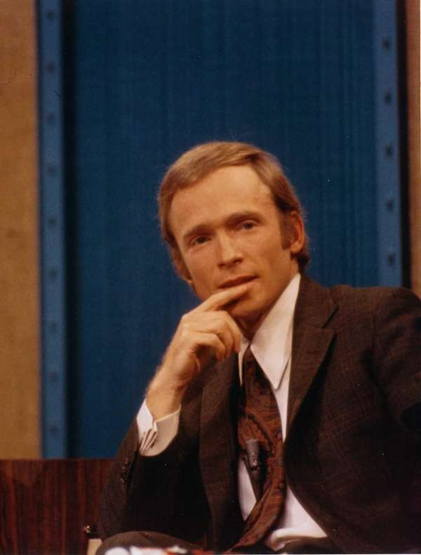 Dick Cavett in PBS'