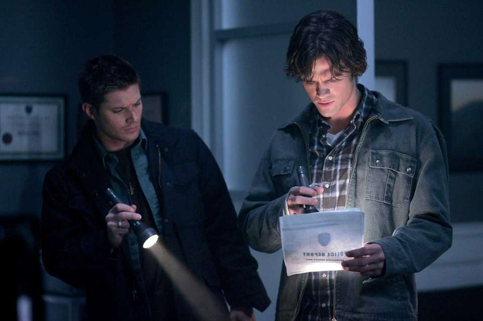 Eight seasons of Eric Kripke's ghosts-demons-and-monsters (oh my)