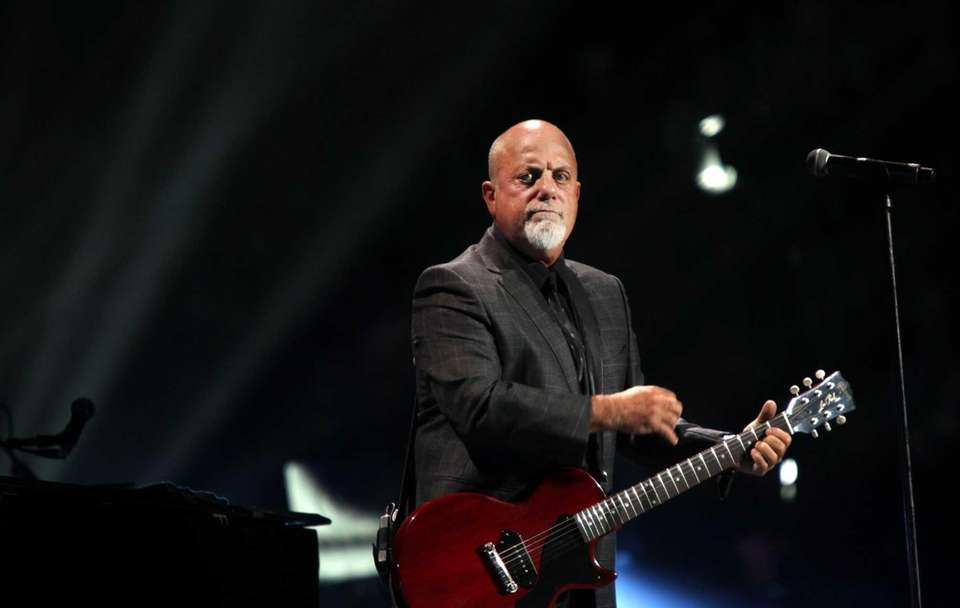 June 21, 2014: Billy Joel performs as part