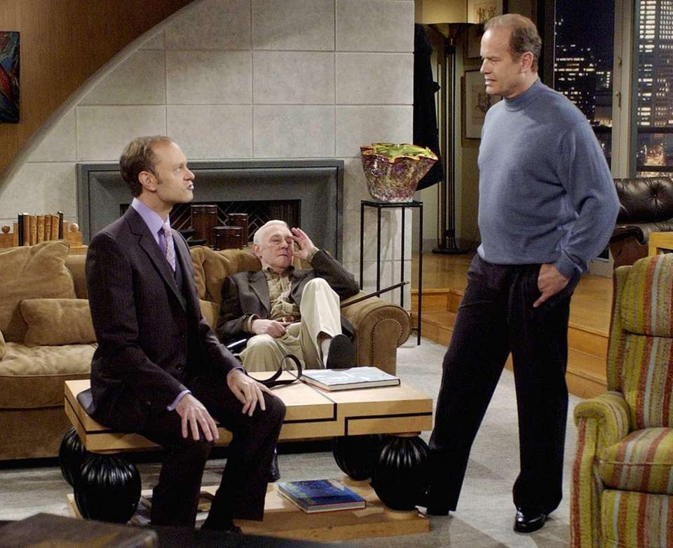 """Frasier"": Binge-watch all 11 seasons of the ""Cheers"""
