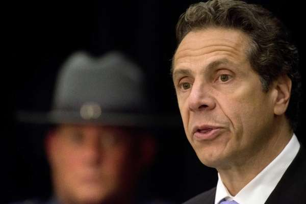 Gov. Andrew M. Cuomo on Saturday morning is