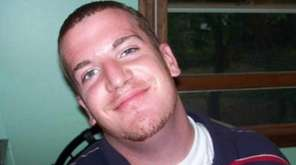 Kevin Callahan, 26, was killed inside his Selden