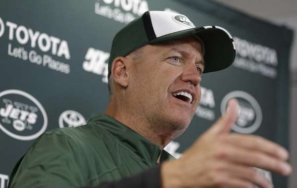 New York Jets head coach Rex Ryan responds
