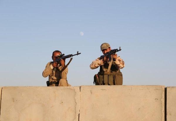 In this Aug. 8, 2014, photo, Kurdish Peshmerga