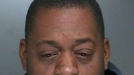 Ronald Cherry, 44, of Bay Shore, was charged