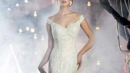 Shop the Stephen Yearick bridal and evening wear