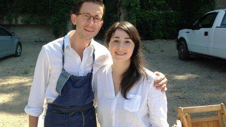 Erik and Julie Longabardi manage the Roslyn Village