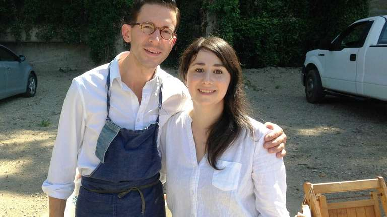 Erik and Julie Longabardi manage the Roslyn Village