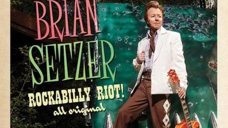 Brian Setzer's