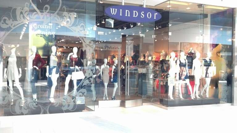 The Windsor retail store at the Westfield South