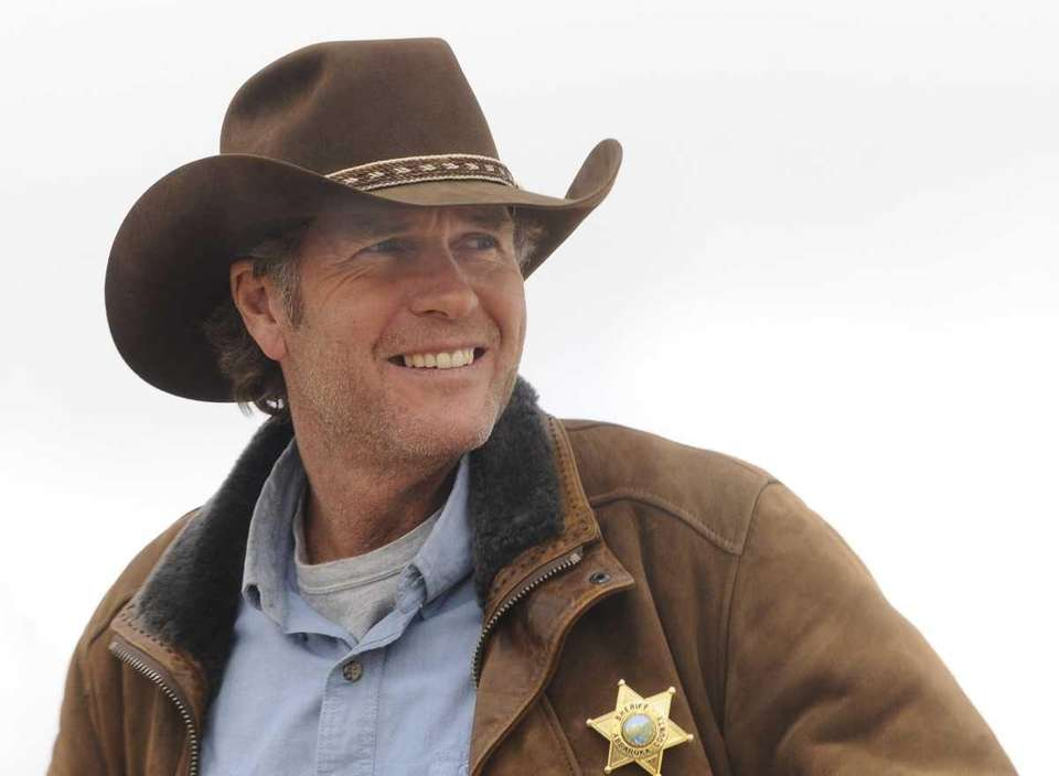 A&E's western detective series