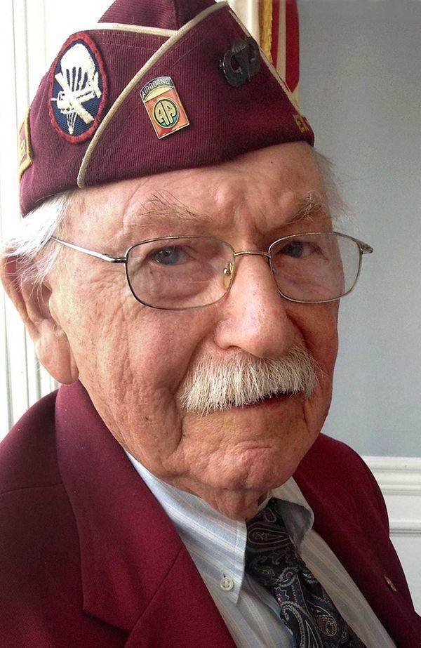Allen Krietsch, who was 90 when he died