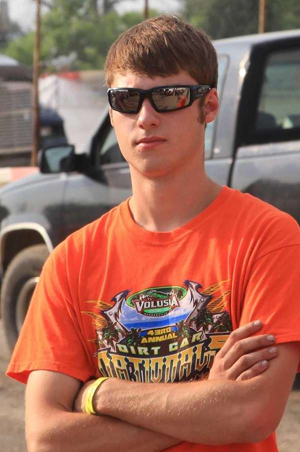 Sprint car driver Kevin Ward Jr. was killed
