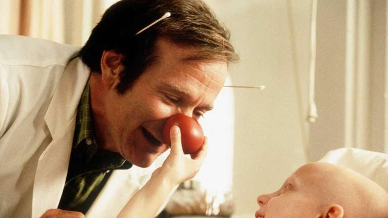 Robin Williams played a medical student who fought
