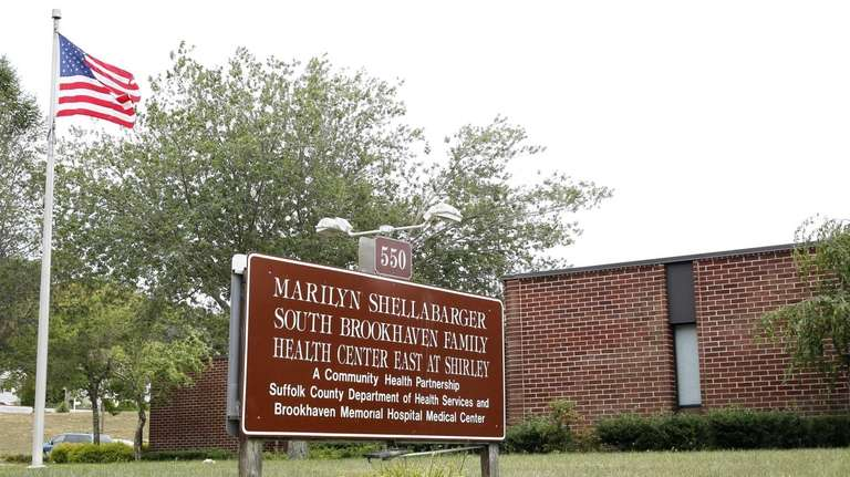 The Marilyn Shellabarger South Brookhaven Family Health Center
