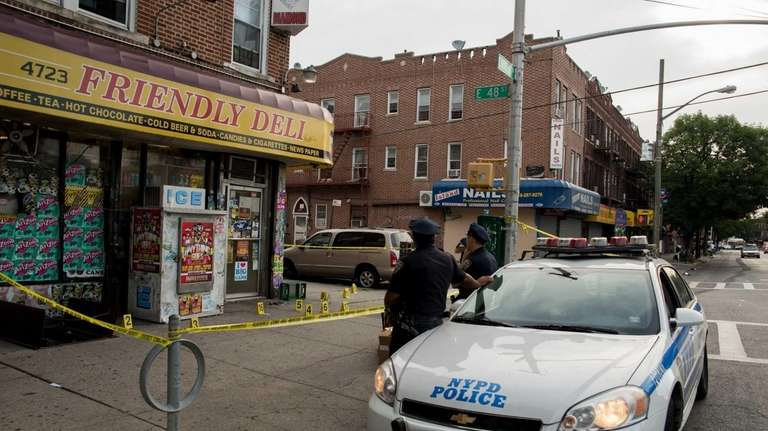 Shootings continue to rise in New York City