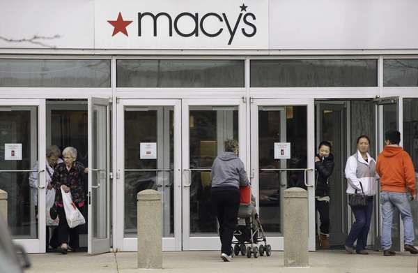 Macy's quarterly report on Aug. 13, 2014, indicates