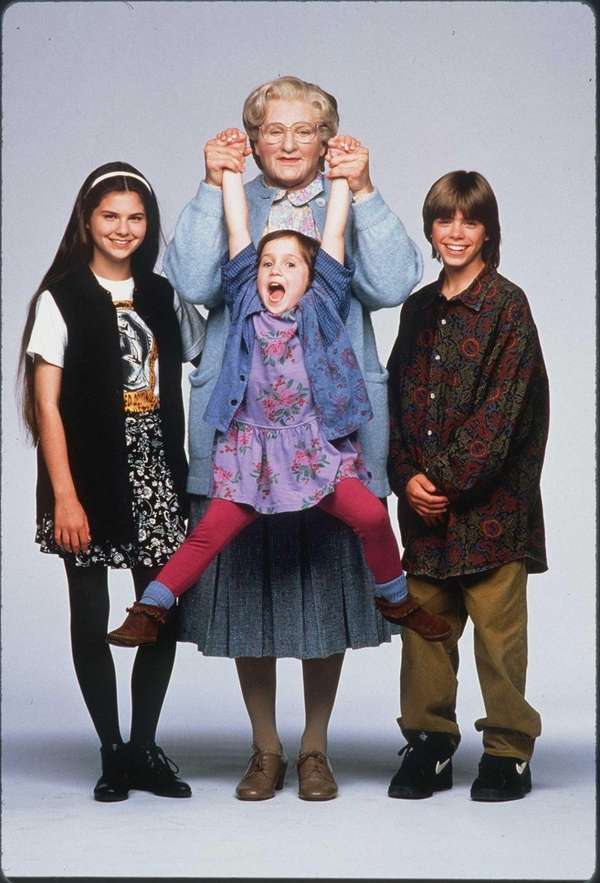 Robin Williams played a dad so dedicated, he