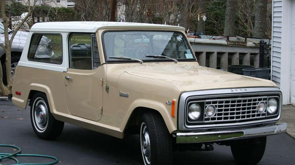 85+ 1971 Jeep Jeepster Commando Hurst Edition Collector ...