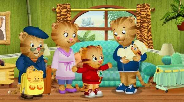 "A new ""Daniel Tiger's Neighborhood"" special welcomes a"