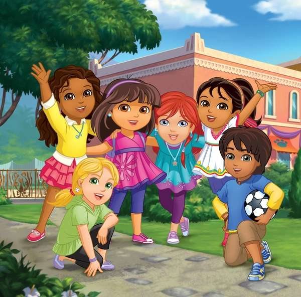 """Nickelodeon's """"Dora and Friends: Into the City!"""" will"""