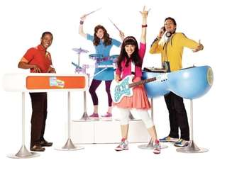 The Fresh Beat Band will be performing at