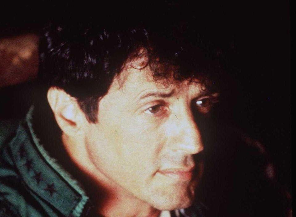 Sylvester Stallone stars in