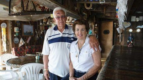 Eleanor Ketcham, 79, and her husband Spencer, 80,