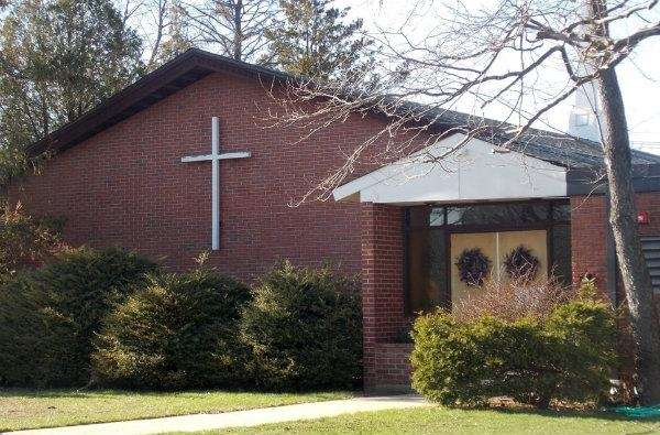 Holy Cross Lutheran Church in Commack.