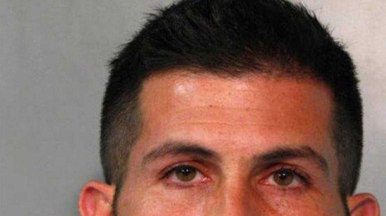 Daniel Ratliff, 36, of Bay Shore, was arrested