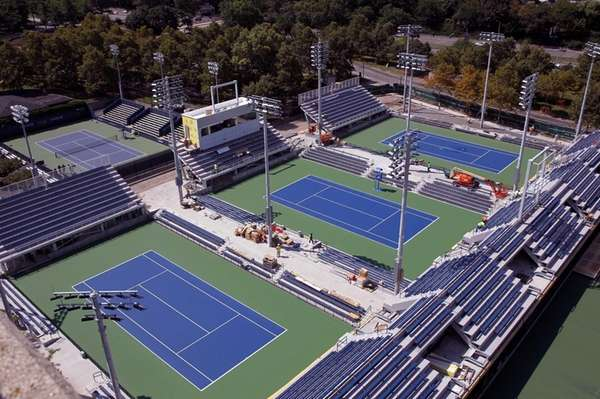 Phase 1 of the renovations of the National