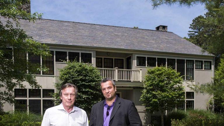 Joe McKinsey, founder of The Dunes, an upscale