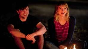 "Daniel Radcliffe and Zoe Kazan in ""What If."""