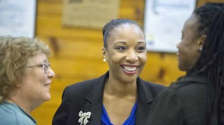 Dr. Monique Darrisaw-Akil was nominated as the upcoming