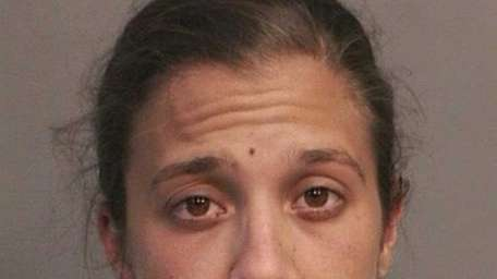 Theresa A. Signoriello, 25, of Levittown, was arrested