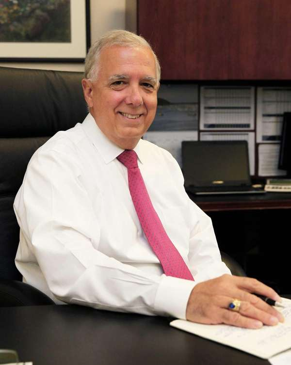 John Costanzo, President and CEO of Purolator International