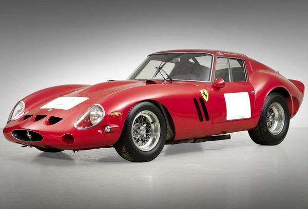 This 1962 Ferrari 250 Gran Turismo Berlinetta sold
