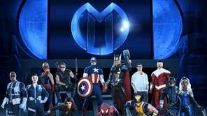 Marvel Universe Live will be at Nassau Coliseum