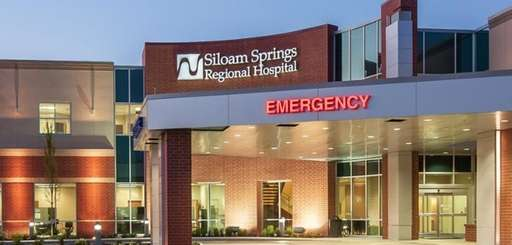 Siloam Springs Regional Hospital in El Dorado, Ark.,