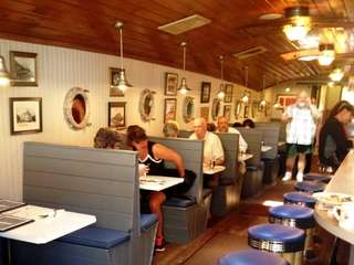 Tim's Shipwreck Diner in Northport got a Food